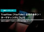 TrueView(YouTube)広告のキホン!ターゲティングについて
